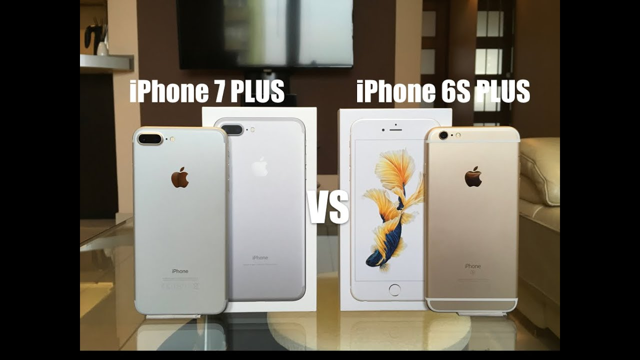 iphone 6s plus availability iphone 7 plus vs iphone 6s plus opinia pl 15138