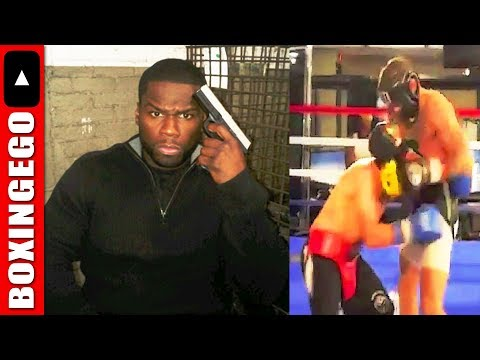 "50 Cent REACTS to Conor McGregor SPARRING Paulie Malignaggi ""PAULY GETTING F*CKED UP! WAIT A MINUTE"""