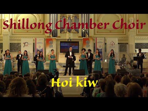 Hoi kiw. Khasi Traditional Song. Shillong Chamber Choir in Saint Petersburg. 4K. 23.05.2017