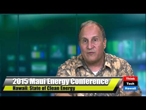 2015 Maui Energy Conference