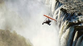 Microlight Flight Over Victoria Falls - Safpar