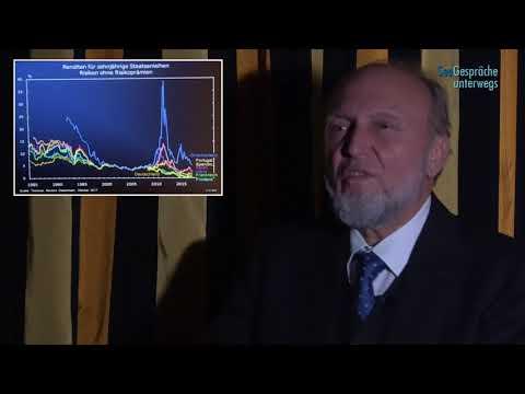 Prof. Hans-Werner Sinn - Die Fiskalpolitik der EZB - Wie geht es weiter in Europa? Vom 12.10.2017