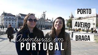 APE 58 em: Porto, Aveiro e Braga - últimas aventuras em Portugal | Episódio 17