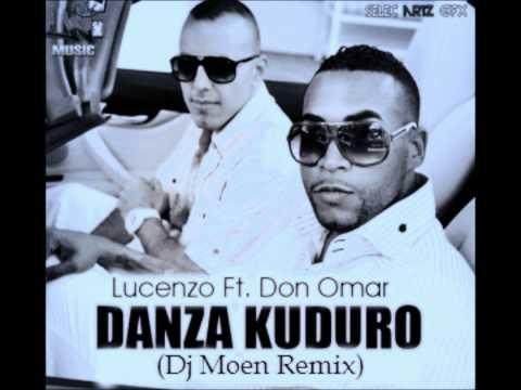 Don Omar Feat. Lucenzo - Danza Kuduro(Dj Moen Remix)