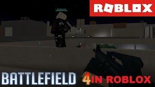 ساحة المعركة 4 في ROBLOX