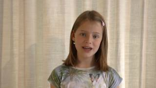 Download Lascia ch'io  pianga - Handel (cover Marjolein, 10yo) MP3 song and Music Video