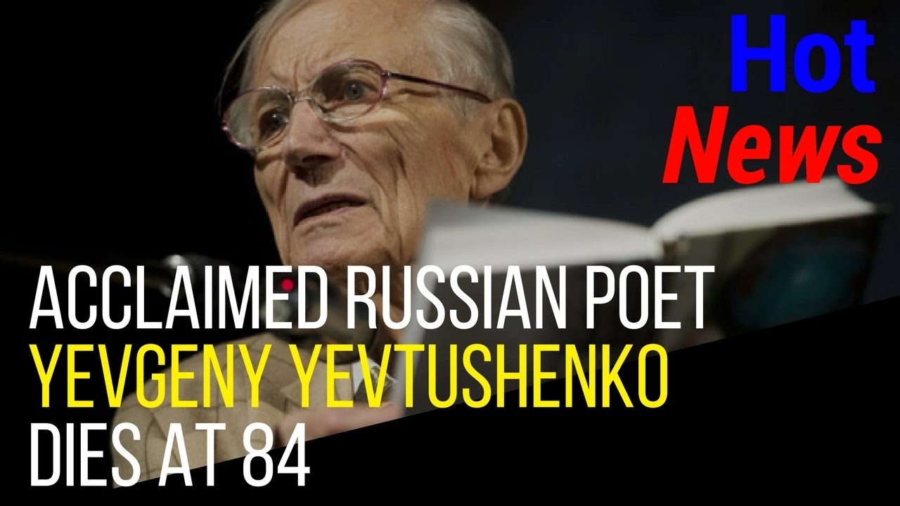 An analysis of the poem babi yar by yevgeny yevtushenko