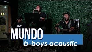 MUNDO - IV of Spades (BBOYS acoustic cover)