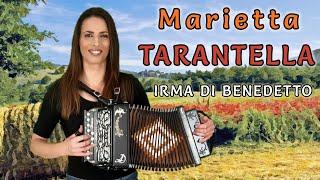 MARIETTA (Tarantella) IRMA DI BENEDETTO - Organetto Abruzzese Accordion di Davide Di Giovanni
