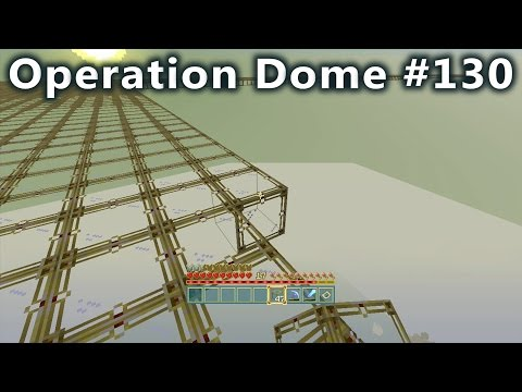 Minecraft Xbox 360 - Operation Dome #130 - Random Topics to Think About.