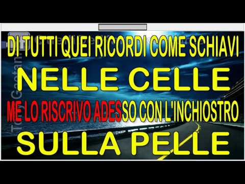 Clementino Quando sono lontano (Karaoke con testo by Tony Gaetani)