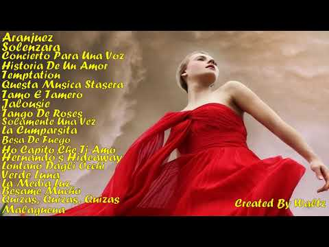 Best Romantic Latin Love Songs - Quizas, Quizas Collection