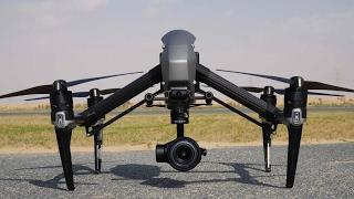 DJI Inspire 2 Film Maker Drone Complete Indoor Review