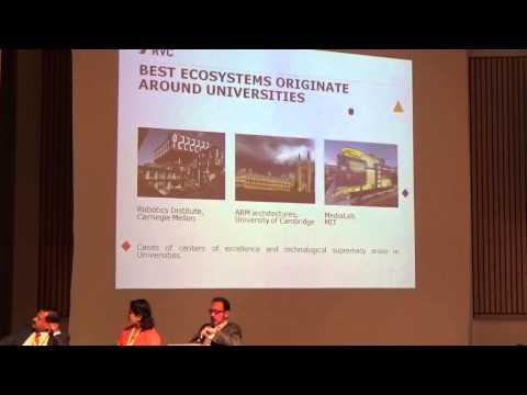 Universities/Science/Industry partnership Panel