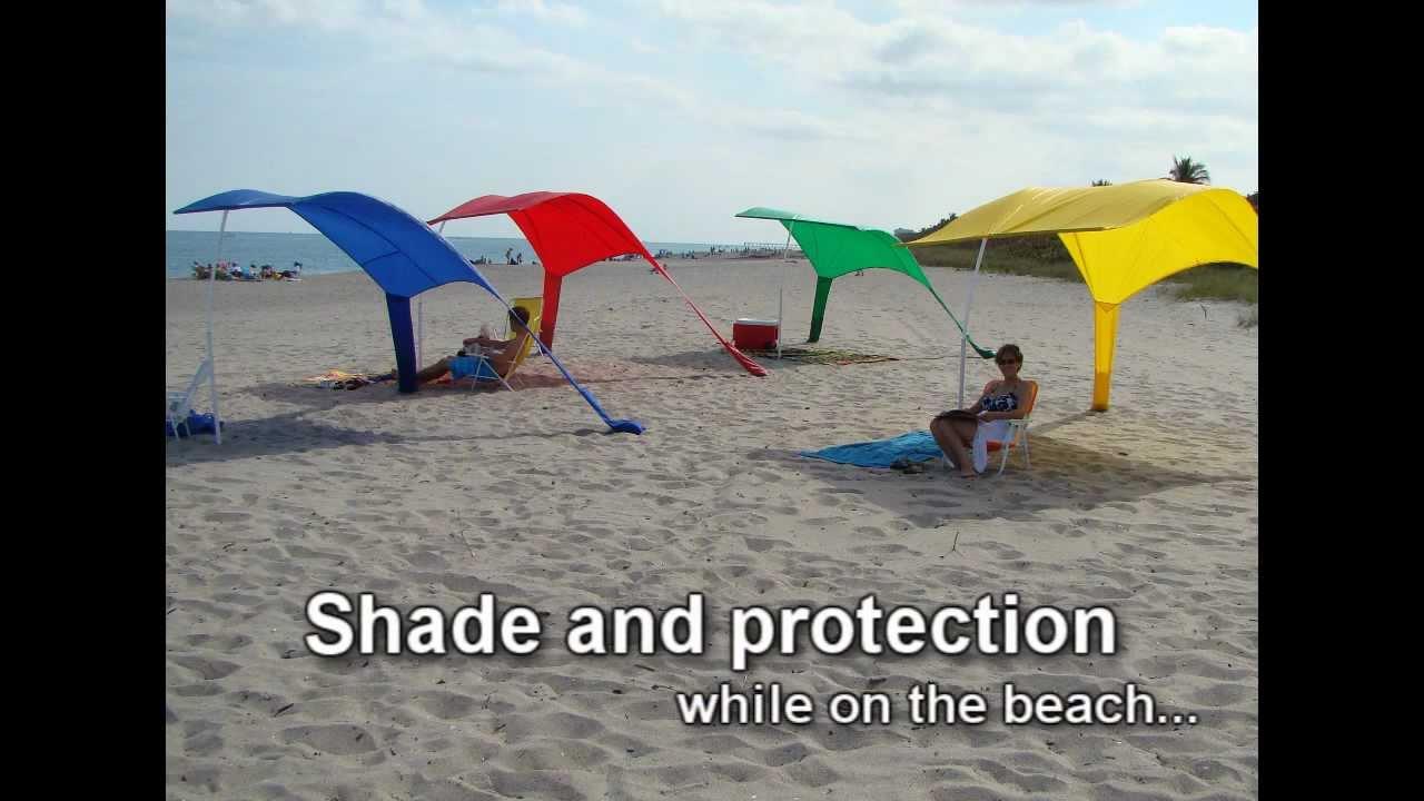 Beach Umbrellas Best Portable