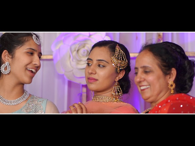 JASPREET & AMANPREET RING CEREMONY CINEMATIC...