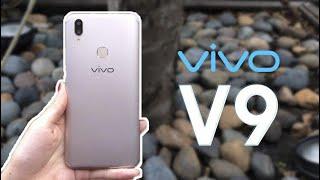 Trên tay Vivo V9: Tai thỏ giá 7tr9, selfie 24MP