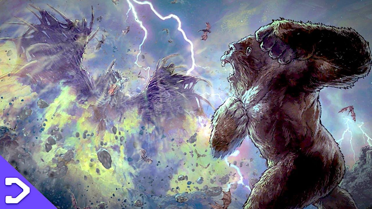 The Monster Who Almost KILLED Kong! - Camazotz Monster BREAKDOWN!