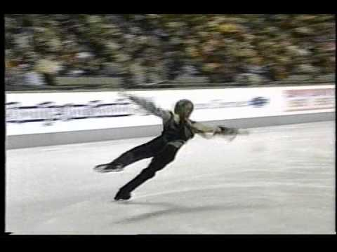 Ilia Kulik (RUS) - 1997/1998 Champions Series Final, Figure Skating, Men's Short Program