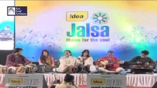 Bhajan Samrat Anup Jalota | Kabhi Kabhi Bhagwan Ko Bhi | Idea Jalsa - Surat