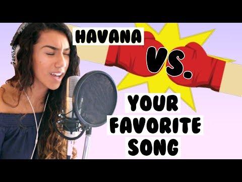 Havana by Camila Cabello VS. YOUR FAVORITE POP HITS (mashup)   Abigail Sunshine