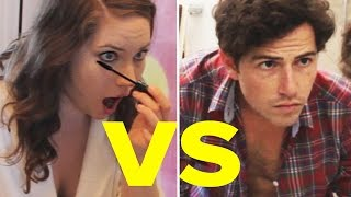 A Man vs A Woman It's not easy being a girl., From YouTubeVideos