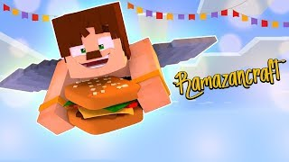 Minecraft -  RAMAZANCRAFT #2 İFTARA HAZIRLIK