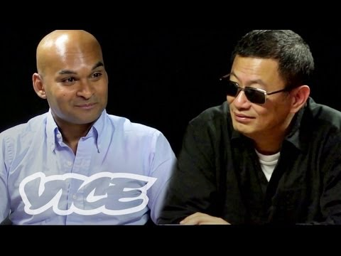 "Wong Kar-wai on ""The Grandmaster"" and the Essence of Kung Fu: VICE Podcast 014"