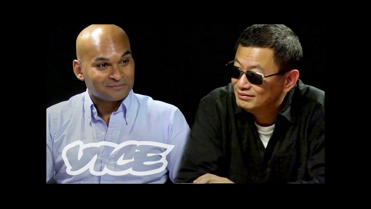 """Wong Kar-wai on """"The Grandmaster"""" and the Essence of Kung Fu: VICE Podcast 014"""