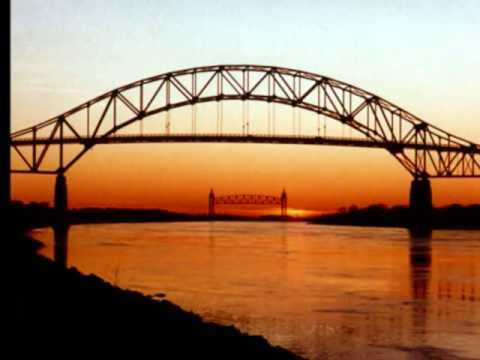 105.7 WROR's Tom Doyle and The Bridge in Bourne