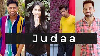 JUDAA - GURI | JASS MANAK | TANYA | HARF CHEEMA