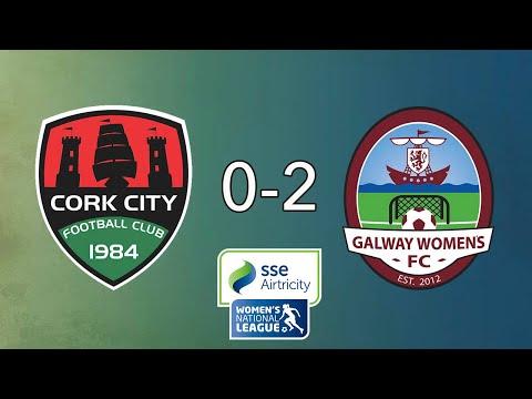WNL GOALS GW10: Cork City 0-2 Galway WFC