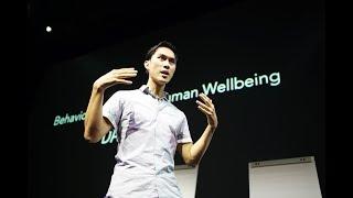 Behavior Design und Human Wellbeing – Keynote David Ngo, CEO Behavior Delta