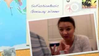 Holiday Fashion Giveaway 2012 Winner Annoucement (Coach and Topshop) Thumbnail
