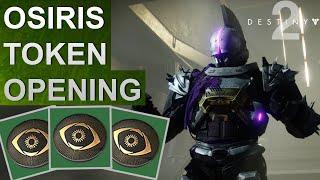 Destiny 2: Prüfungen von Osiris Token Opening #018 (Deutsch/German)