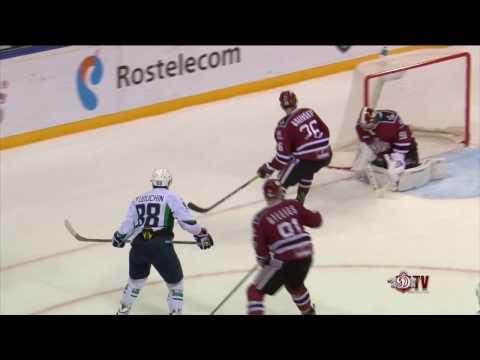 Dinamo Rīga - Metallurg Novukuzņecka 23.12.16 from YouTube · Duration:  4 minutes 39 seconds