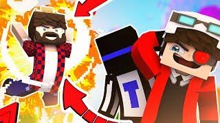 АИД ДЕМАСТЕР И ТЕРОСЕР РАЗНОСЯТ ЖЕСТКИХ ИГРОКОВ GOMMEHD В БЕДВАРС! Minecraft BedWars
