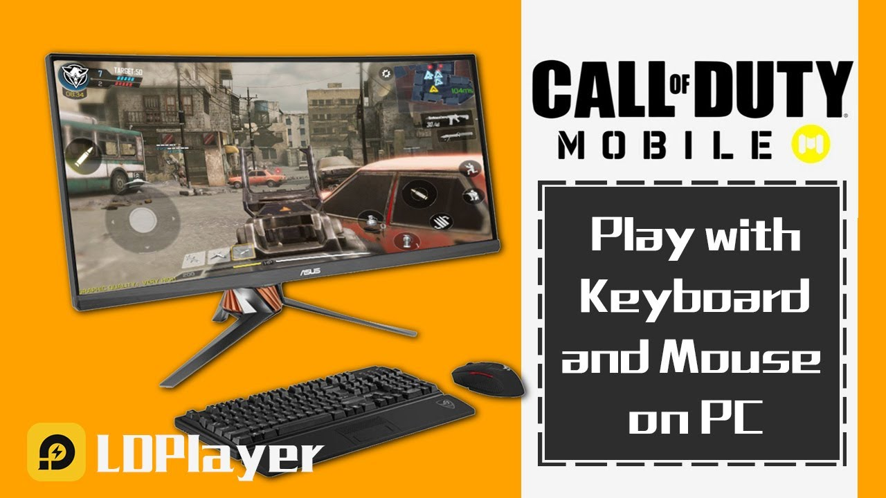 How to Download&Play Call of Duty Mobile On PC   Best Emulator for COD  Mobile 2019 -