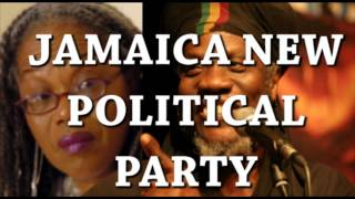 WILL YOU VOTE FOR JAMAICA NEW POLITICAL PARTY?