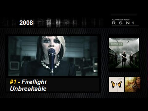 2008 - Top 30 - Best Alternative Songs