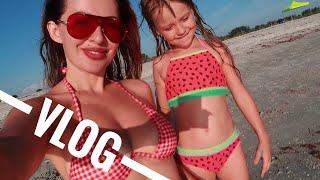 Какие бывают СКИДКИ в США, пляж Clearwater
