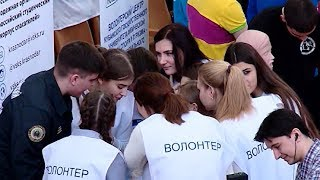 На Кубани завершается прием заявок на региональный этап конкурса «Доброволец России»