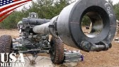 Small But Mighty Artillery – M119A3 Lightweight Howitzer Live Fire