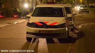 Schietpartij aan de Plejadenlaan in Bergen op Zoom, politie opzoek naar tips