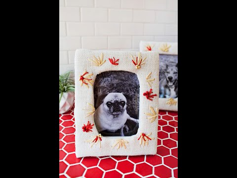 8 DIY Picture Frame Ideas - How to Make a Wooden Picture Frame