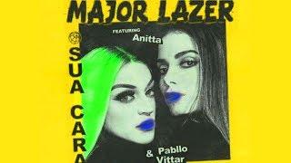 Major Lazer -  Sua Cara feat  Anitta & Pabllo Vittar (Male Voice Version)