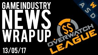 MoneyWatch League | Game Industry News Wrap Up | May 13th 2017