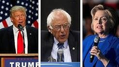 West Virginia und Nebraska: Sanders und Trump gewinnen Vorwahlen