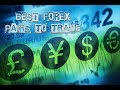 LIVE FOREX TRADING (LONDON Session) Free Education - YouTube
