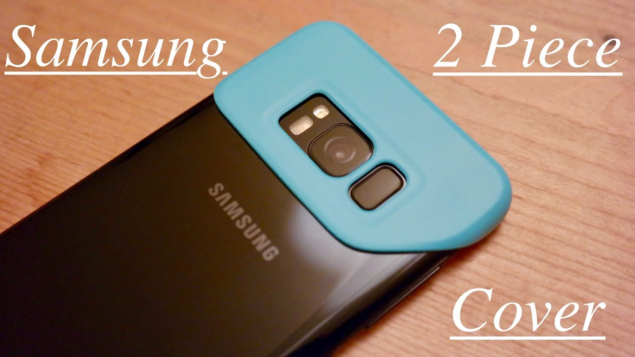 hot sales fe6c6 8eb3c Samsung 2 Piece Cover for Galaxy S8